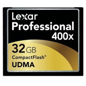 Lexar Pro 400x 32Gb
