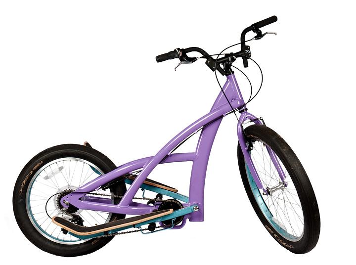 The Purple Daze - Custom