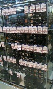 Sigma lens prices