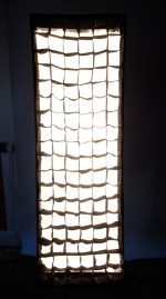 DIY softbox grid