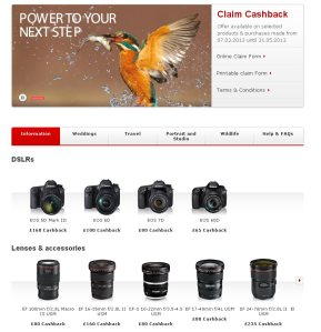 CanonCashback