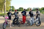 Stepper Bike UK Do London to Brighton - CLapham