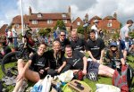Stepper Bike UK Do London to Brighton - Half way