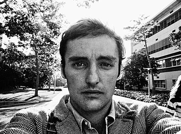 Dennis Hopper Selfie
